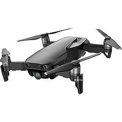 DJI Mavic Air Fly More Combo - Drone con Video 4K Full-HD I Immagini panoramiche sferiche da 32 Megapixel e raggio di trasmissione fino a 4 km - Nero