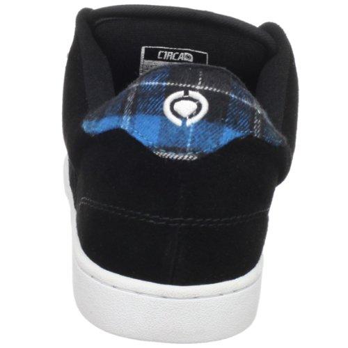 Manta Masculinos C1rca Calçados Skate Preto Azul Preta Garra Esportivos xBYwa7Uq