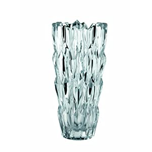 Spiegelau & Nachtmann, Vase, Kristallglas, 26 cm, 0088332-0, Quartz
