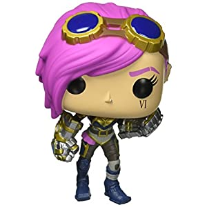 Funko Pop Vi (League of Legends 06) Funko Pop League of Legends (LOL)