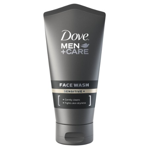 Dove for Men Sensitive Face Wash 150ml