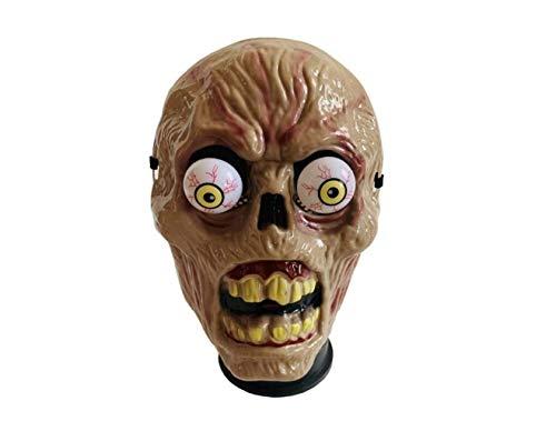 ng Eyeball Zombie Maske Cosplay Masquarade Horror Maske Halloween Party Kostüm Prop Zubehör,A,A ()
