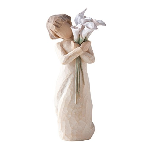 Willow Tree 26246 Figur Alles Gute, 3,8 x 3,8 x 14 cm -