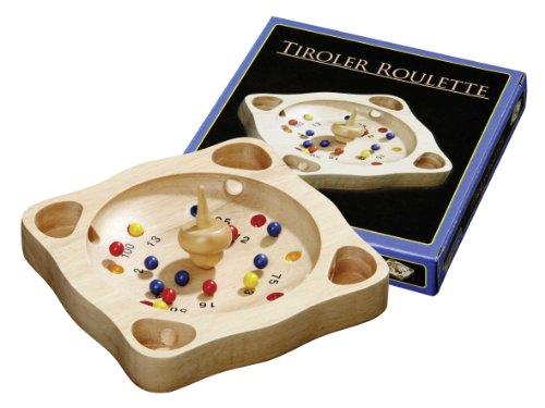 Philos 3185 - Tiroler Roulette, klein, Aktionsspiel