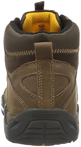 Dockers by Gerli Herren 39ad006-402360 High-Top Braun (schoko 360)