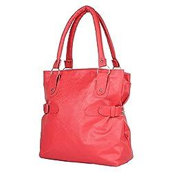 Glory Fashion Women's Handbag (Red,Bags Beautys)