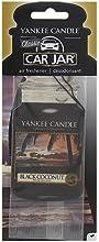 Yankee Candle 1295691e-Ambientador de coche, aroma de coco negro