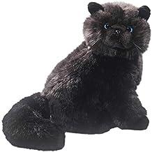 Carl Dick Peluche - Gato Negro (Felpa, 30cm) [Juguete] 1733003