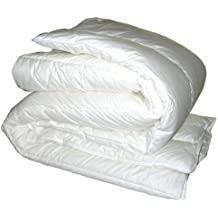 Comptoir du linge CDEL400260 - Edredón, color blanco