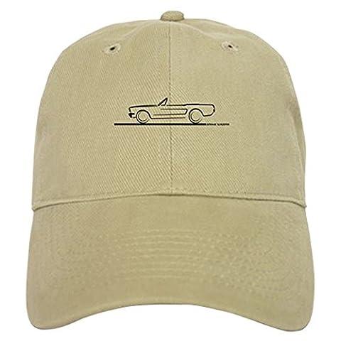 CafePress - 1964 65 66 Mustang Convertible - Baseball Cap