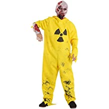 Disfraz zombie nuclear niño - Único, 7 a 9 años