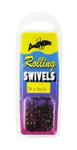 dinsmores-rolling-swivels-black-size-14