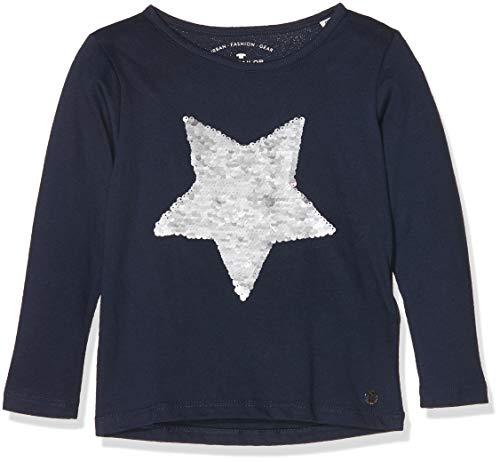 TOM TAILOR Kids TOM TAILOR Kids Baby-Mädchen Langarmshirt T-Shirts 1/1 Mehrfarbig (original Multicolored 0004) 92 (Herstellergröße: 92/98)