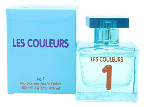 Laurelle Les Couleurs 1 Homme Eau de Parfum 100ml Spray