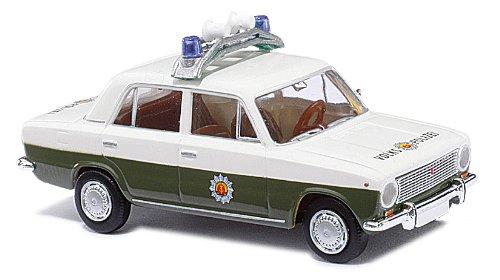 Busch 50102 - Lada1200Volkspolizei Funkstreifenwagen