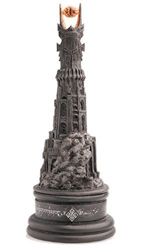 Lord of the Rings Chess Collection Nº 4 BARAD DUR 1