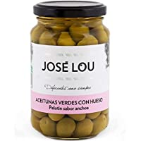 Aceituna Verde 'Pelotín' - José Lou (335 g)