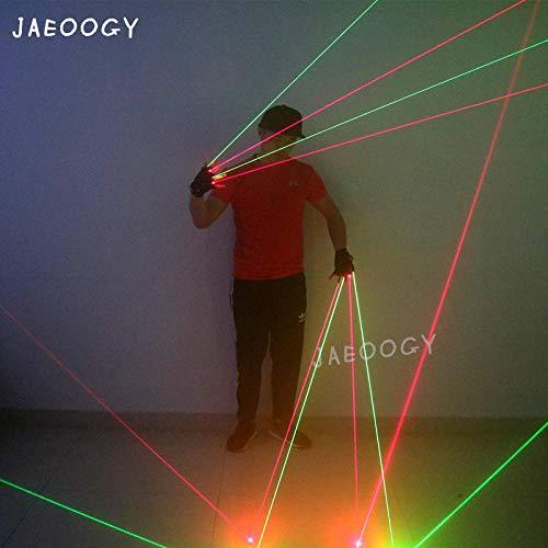 guanti laser XIBAO Guanti Lampeggianti Luci Giocattoli