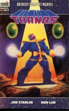 Un Récit Complet Marvel, n° 31 : Thanos