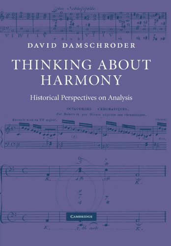 Thinking about Harmony Paperback
