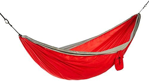 Hamac double de camping léger, Rouge
