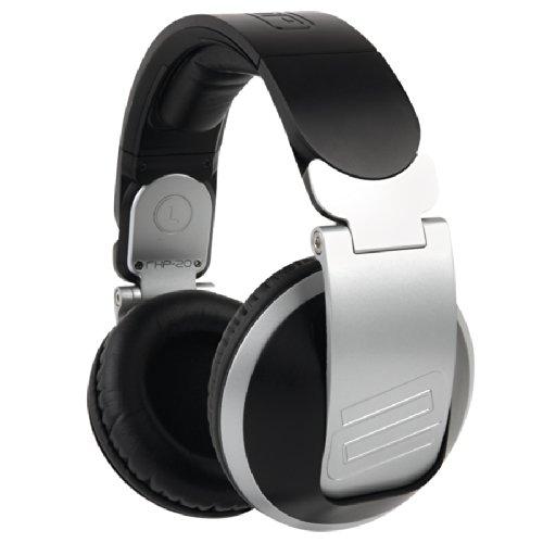 Reloop RHP-20 Kopfhörer schwarz-silber