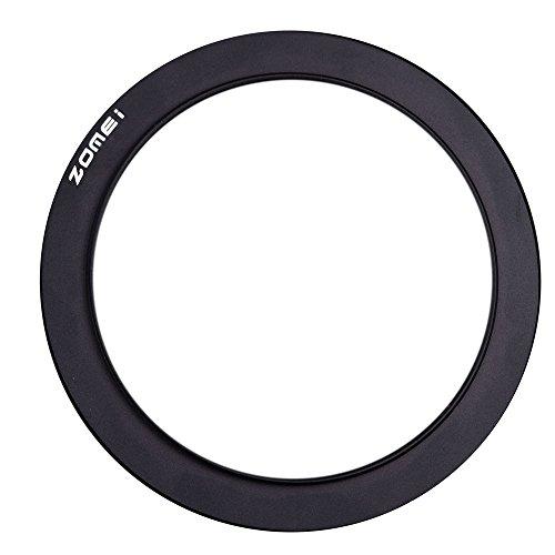Zomei Adapterring für fitre quadratisch 150 * 100 mm 100 * 100 mm geeignet für Lee Cokin Z System ( 72 Ring Only) (Lee Filterhalter 4x6)