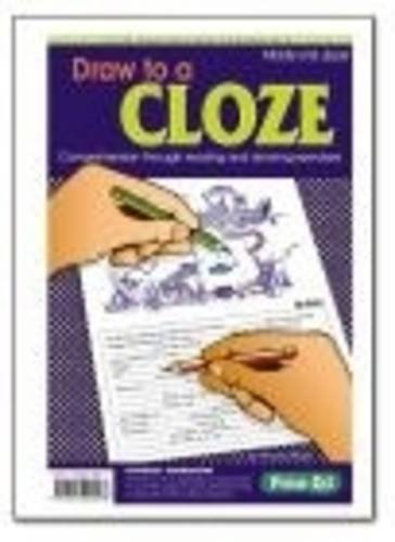 Draw to a Cloze