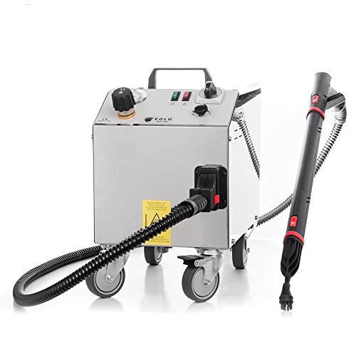 EOLO VAPOR ONE LP01 generador de vapor profesional para la limpieza con recarga automatica.