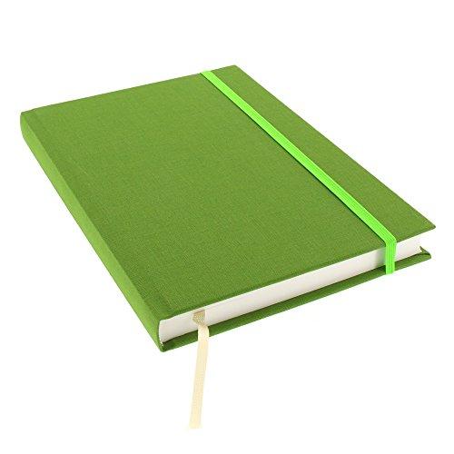 goldbuch-cahier-ligne-a5-256-feuilles-chamois-256-blatt-chamois-liniert-vert-clair