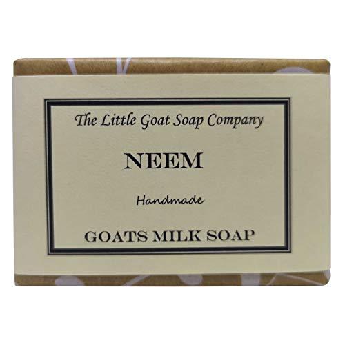1 x NEEM Leche de cabra jabón 100 g. Eczema