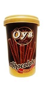Oya Chocolate Wafer Roll, 300g