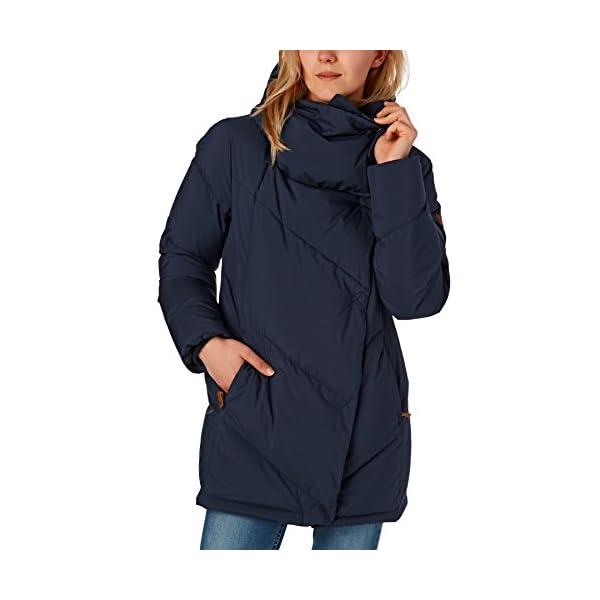 Roxy Abbie – Chaqueta Aislante Impermeable con Capucha para Mujer ERJJK03189