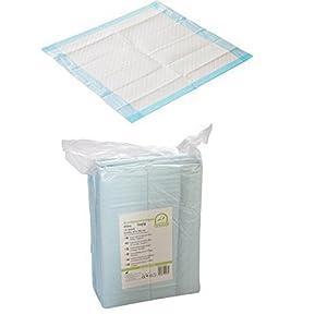 100 Krankenunterlagen Einmalunterlagen Farbe: blau 40 x 60 6 – lagig