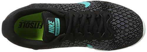 Nike Wmns Air Max Sequent 2, Scarpe Running Donna Nero (Noir/gris Froid/anthracite/jade Transparent)