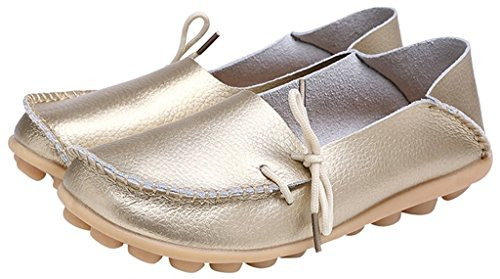 FangstoLoafer Flats - A collo basso donna Sty-1 Gold