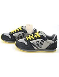 Amazon.it  armani junior bambino - Includi non disponibili  Scarpe e ... 24720f30053