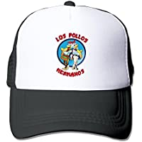 hittings Truck Caps Cool Men Women los Pollos Hermanos Chickens tiene Black (5 Colors) Black