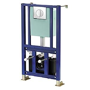 Setma Watersan 8 Vorwandelement mit integrierter Hebeanlage Spühlkasten und Drückerplatte
