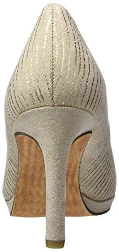 Marco Tozzi 22435, Escarpins Femme Beige (Dune Comb 435)