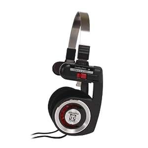 Koss Porta Pro On-Ear Stereo Headphones - Red Hot