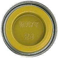 Humbrol Pintura esmalte, color Trainer Yellow (Hornby AA0268)