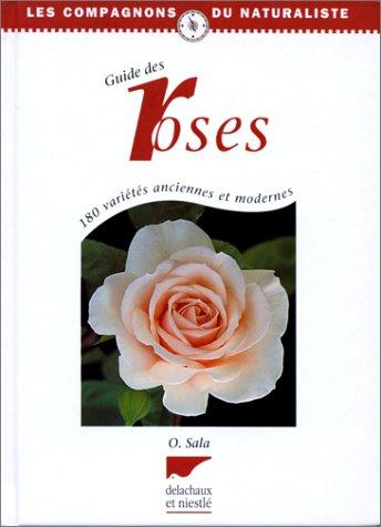 Le guide des roses par Sala