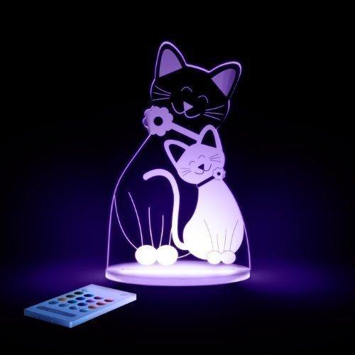gato-luces-de-noche-para-ninos-rgb-led-con-mando-se-puede-elegir-color-luminosidad-horario-y-mucho-m