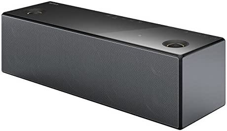 Sony SRS-X99 Hi-Res Audio Multi-Room Wireless Speaker with Wi-Fi/Bluetooth - Black