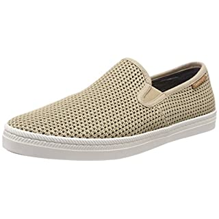 GANT Footwear Herren Viktor Slipper, Beige (Dry Sand), 44 EU