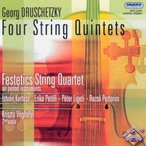 Quatre Quintette A Cordes