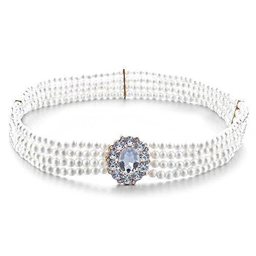 76cm-regolabile-elastico-moda-vita-cinture-per-le-signore-perla-perlina-e-viola-strass-diamante-711-