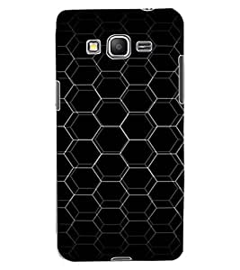 ColourCraft Chamber Design Back Case Cover for SAMSUNG GALAXY GRAND PRIME G530H