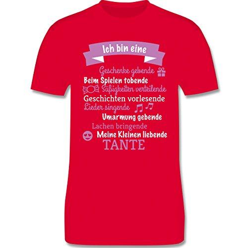 Weihnachten & Silvester - Ich bin eine ... Tante! - Herren Premium T-Shirt Rot